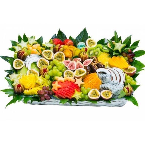 רומנטיקה של פירות