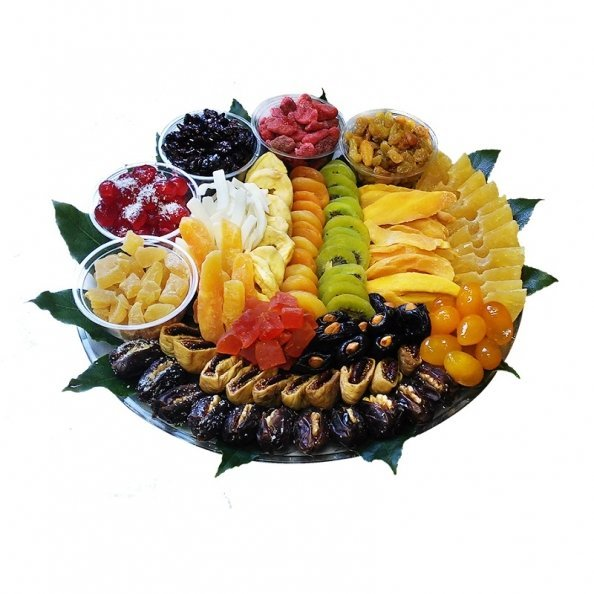 ספיישל בינוני של פירות יבשים