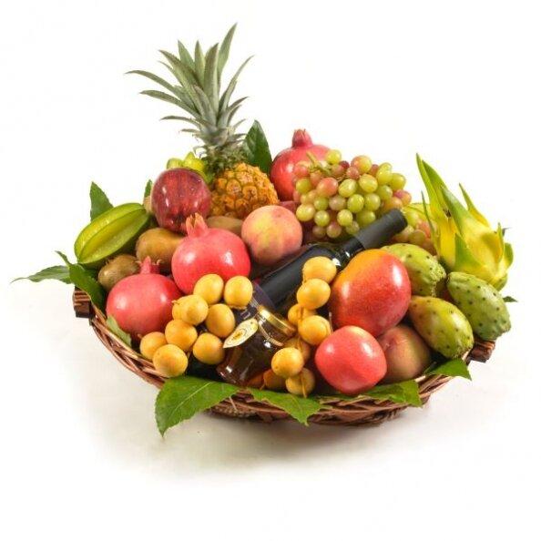 פירות שלמים ערב פסח 2021