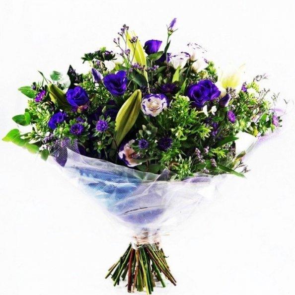 זר פרחים - פרחי השדה
