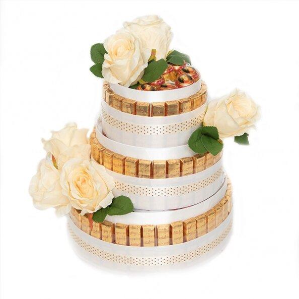 עוגת מוצרט 3 קומות