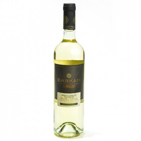 בקבוק יין לבן