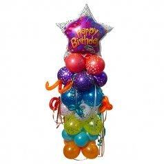 סטנד יום הולדת כוכב